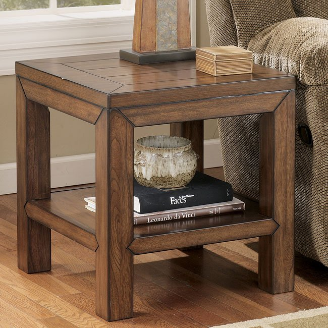Brayden Square End Table