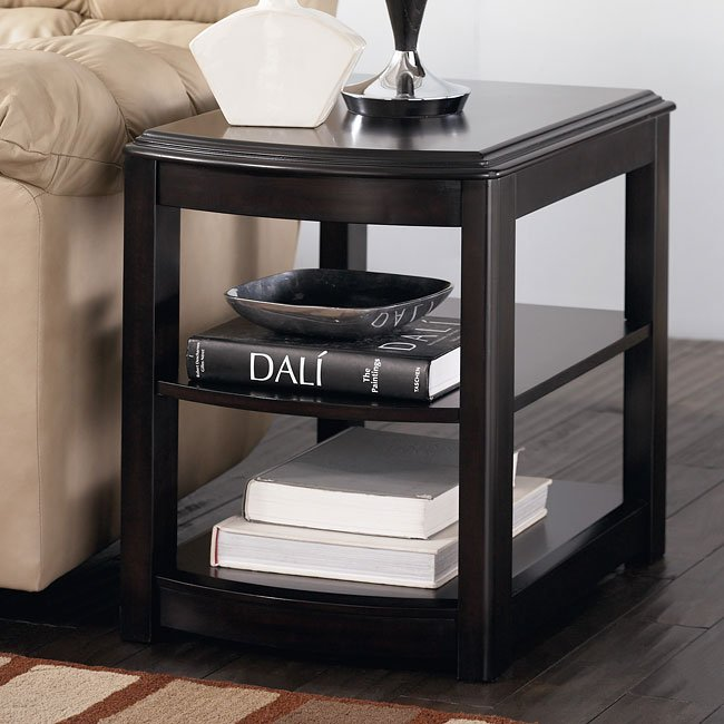 Emory Rectangular End Table