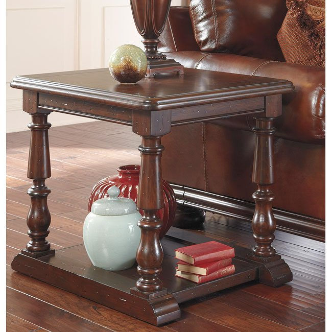 Sutwick Rectangular End Table