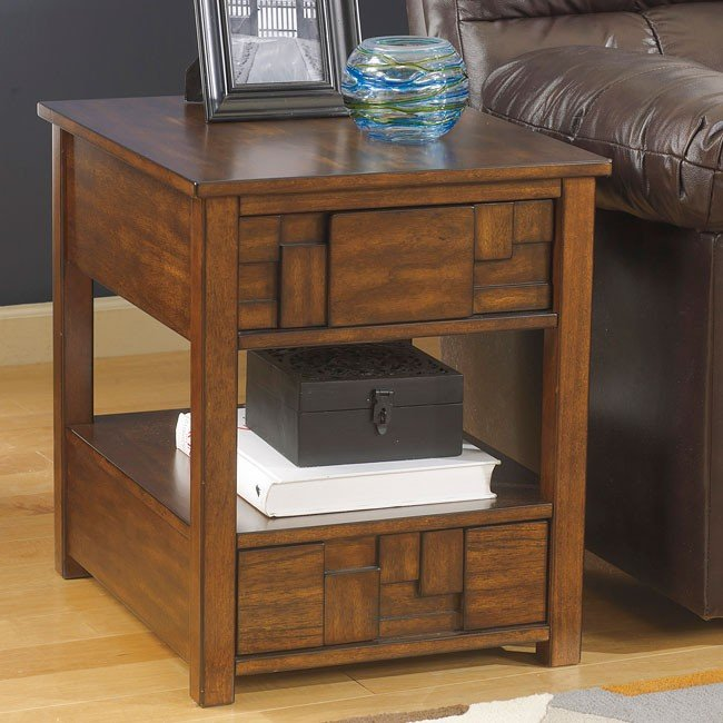 Barstrom Chair Side End Table