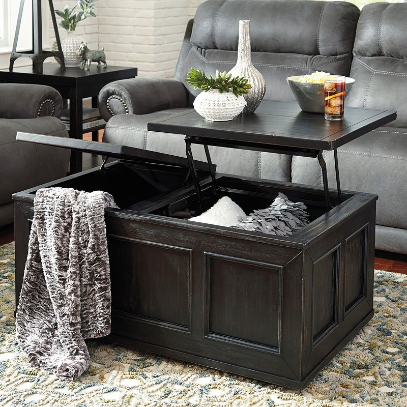 Austere Gray Reclining Living Room Set Signature Design 3
