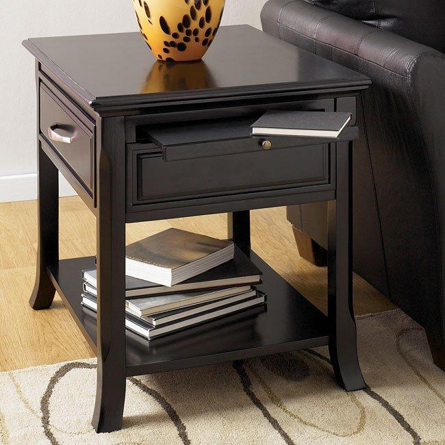 Sabin Rectangular End Table