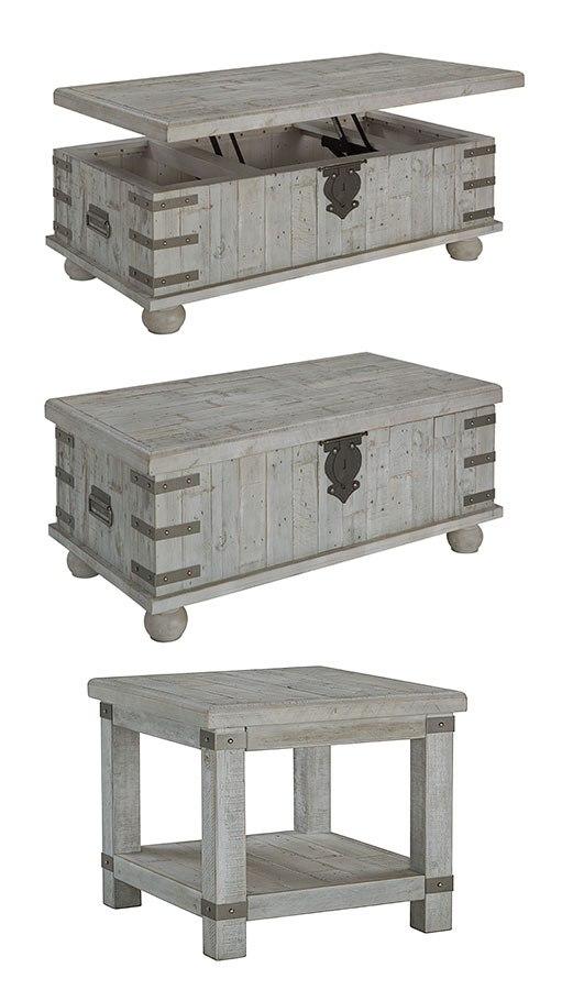 Stupendous Carynhurst Lift Top Occasional Table Set Ibusinesslaw Wood Chair Design Ideas Ibusinesslaworg