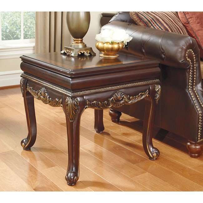 Wendlowe Square End Table