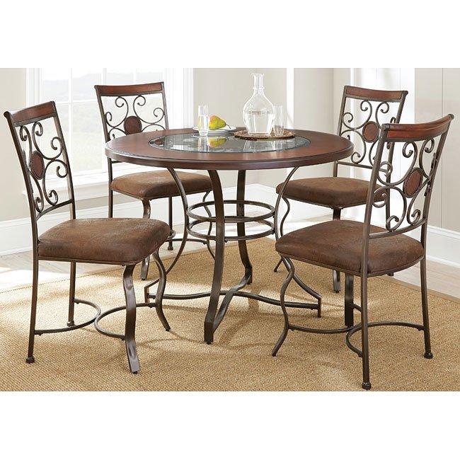 Ashley Furniture Toledo: Toledo Dining Room Set Steve Silver Furniture