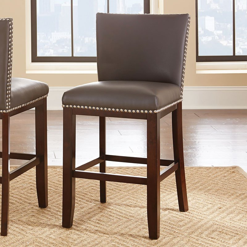 Cool Antonio Counter Height Dining Set W Tiffany Chairs Ibusinesslaw Wood Chair Design Ideas Ibusinesslaworg