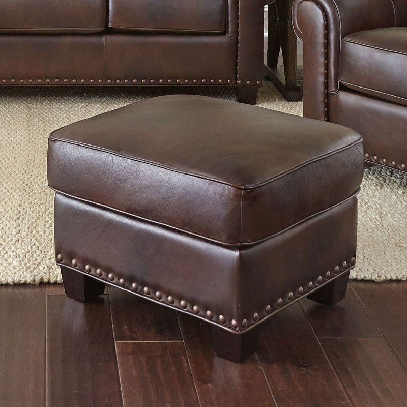 Exceptionnel Troy Ottoman By Steve Silver Furniture