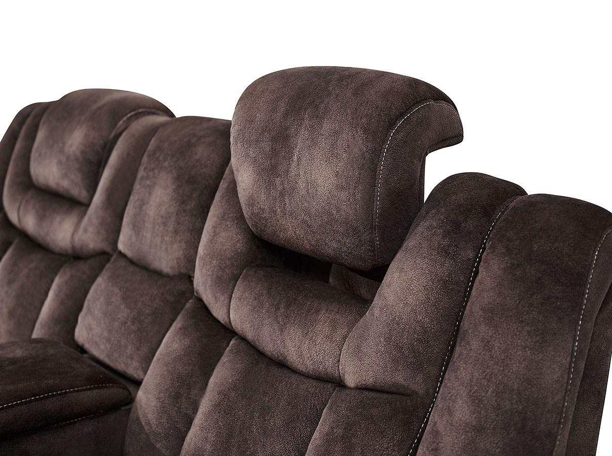 Admirable U1706 Power Reclining Loveseat W Console Ocoug Best Dining Table And Chair Ideas Images Ocougorg