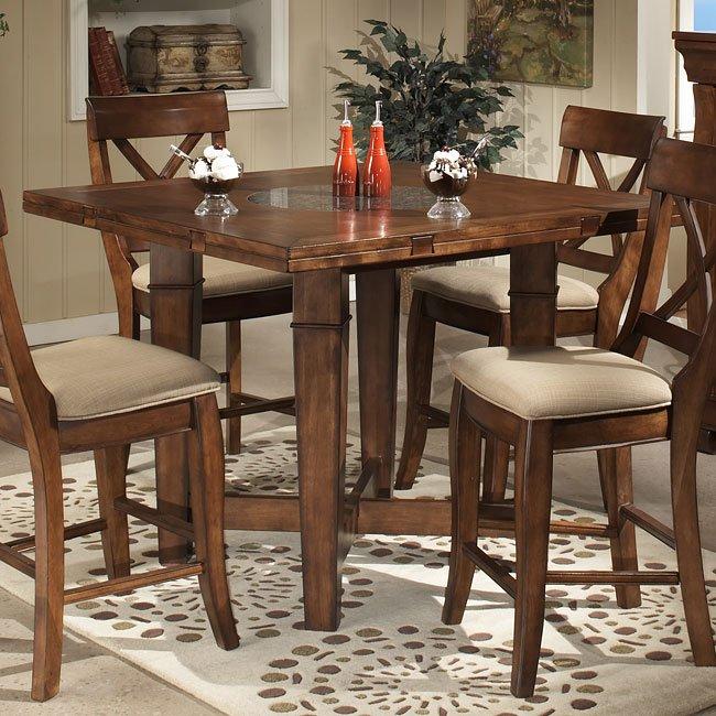 Verona Counter Height Dining Room Set Intercon Furniture