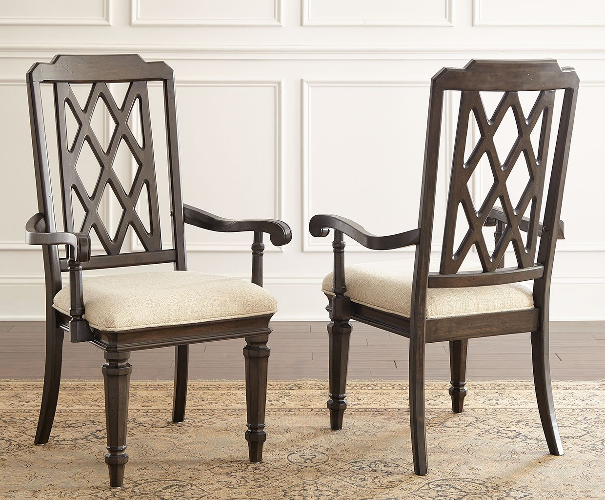 Vivaldi Arm Chair (Set of 2)