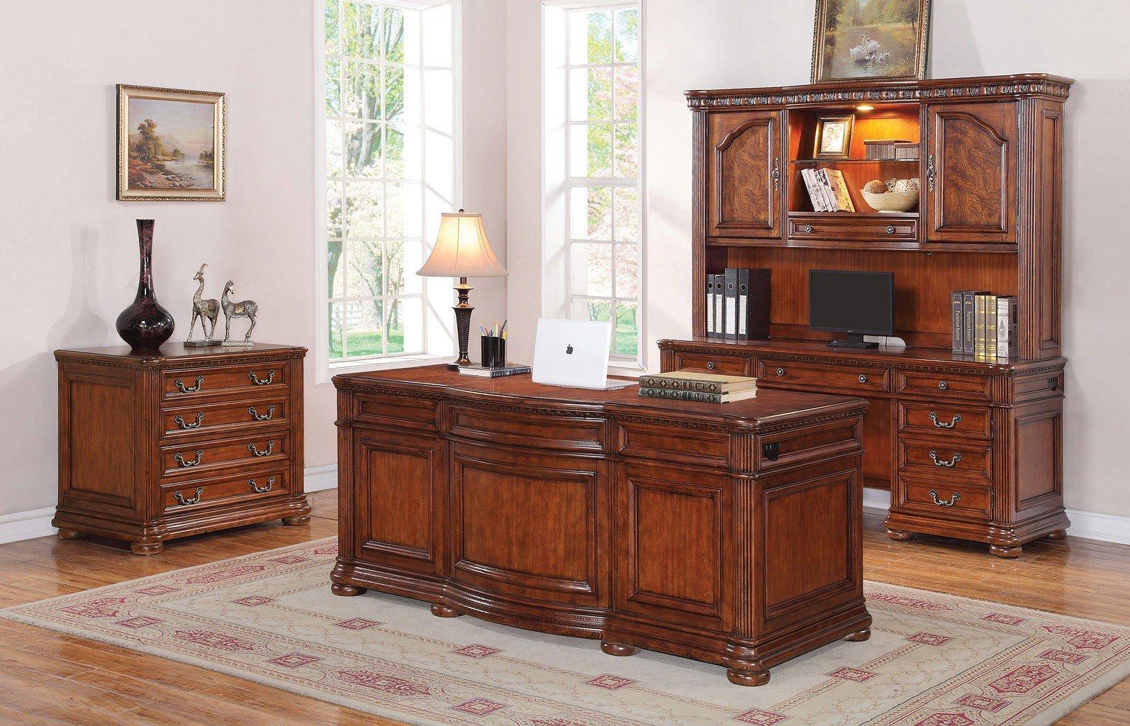 Cordoba Executive Home Office Set