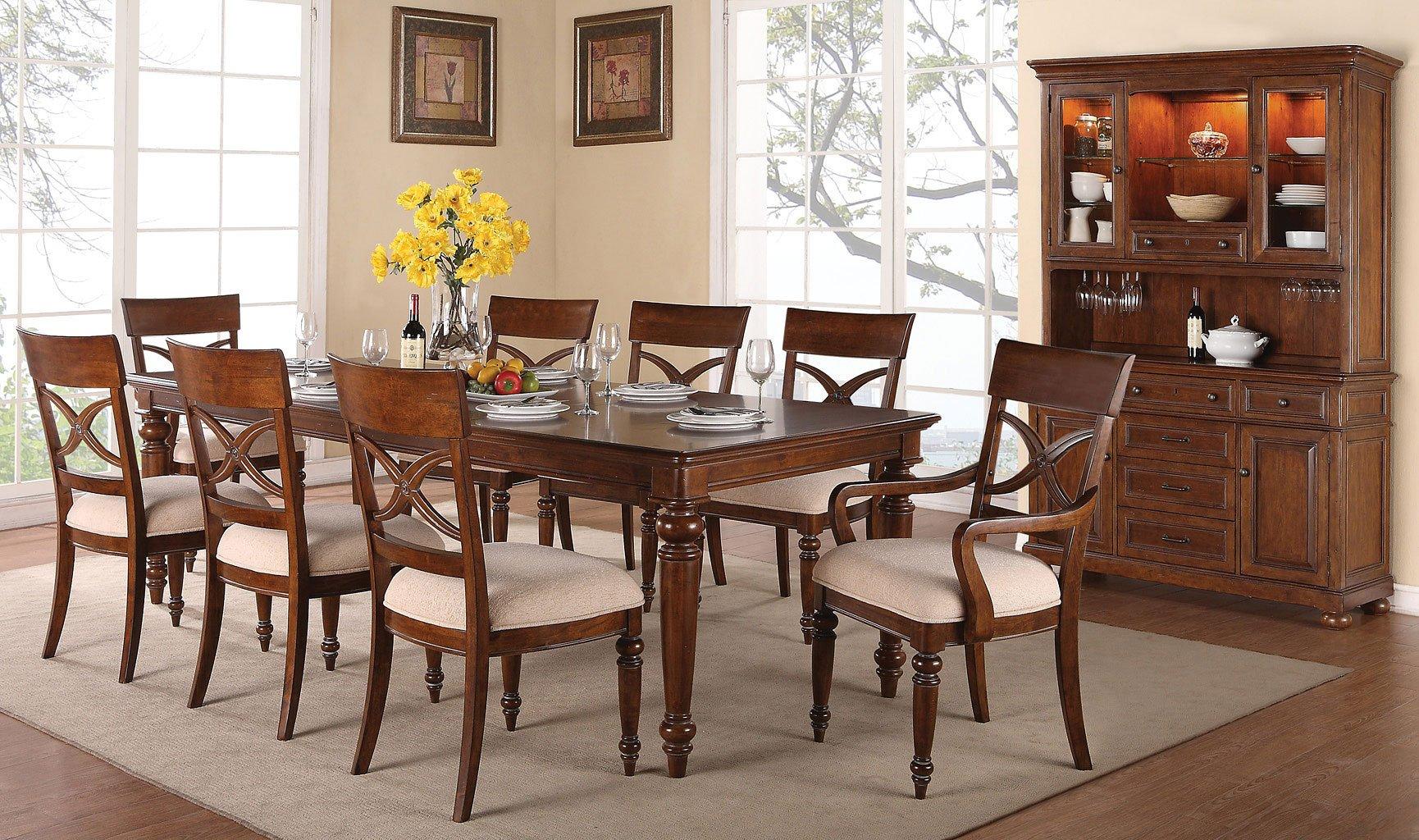 Merveilleux American Heritage Dining Room Set