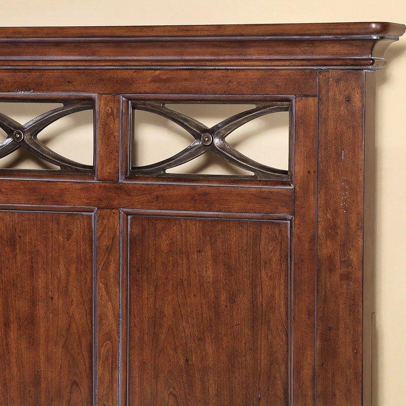 American Heritage Bedroom Furniture: American Heritage Panel Bed Flexsteel