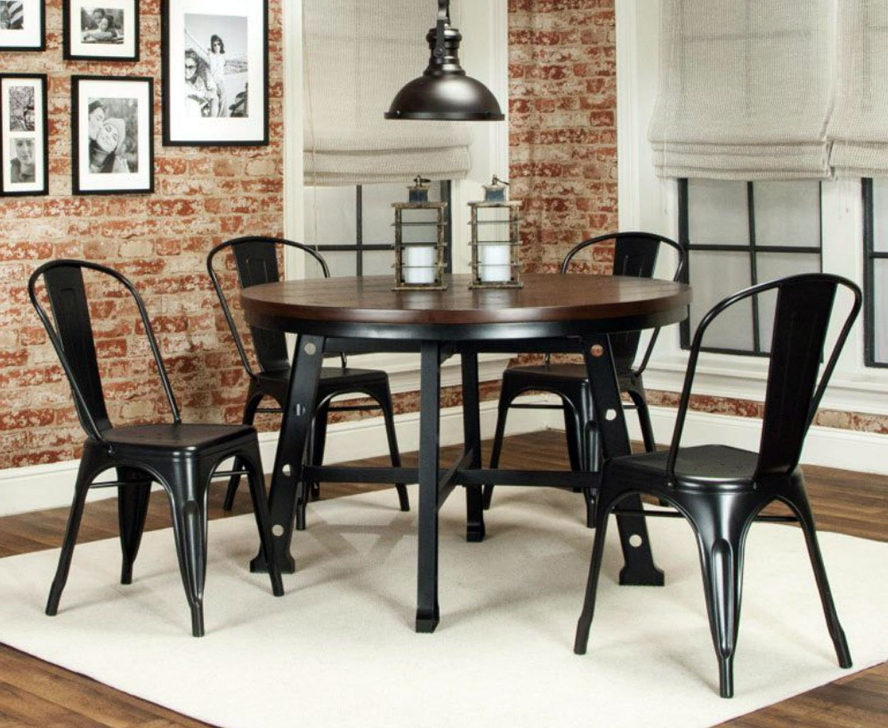 Dax Round Dining Room Set