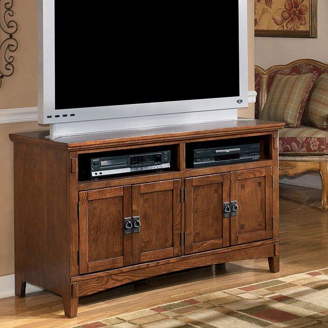 Cross Island 50 inch TV Stand