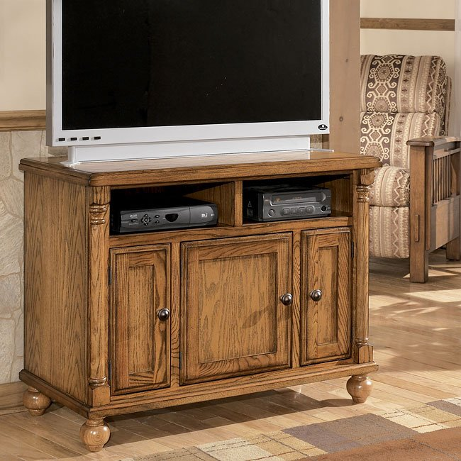 Holfield 42 Inch Tv Stand Signature Design Furniture Cart