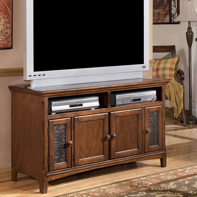 Larabee 50 Inch Tv Stand Signature Design Furniture Cart