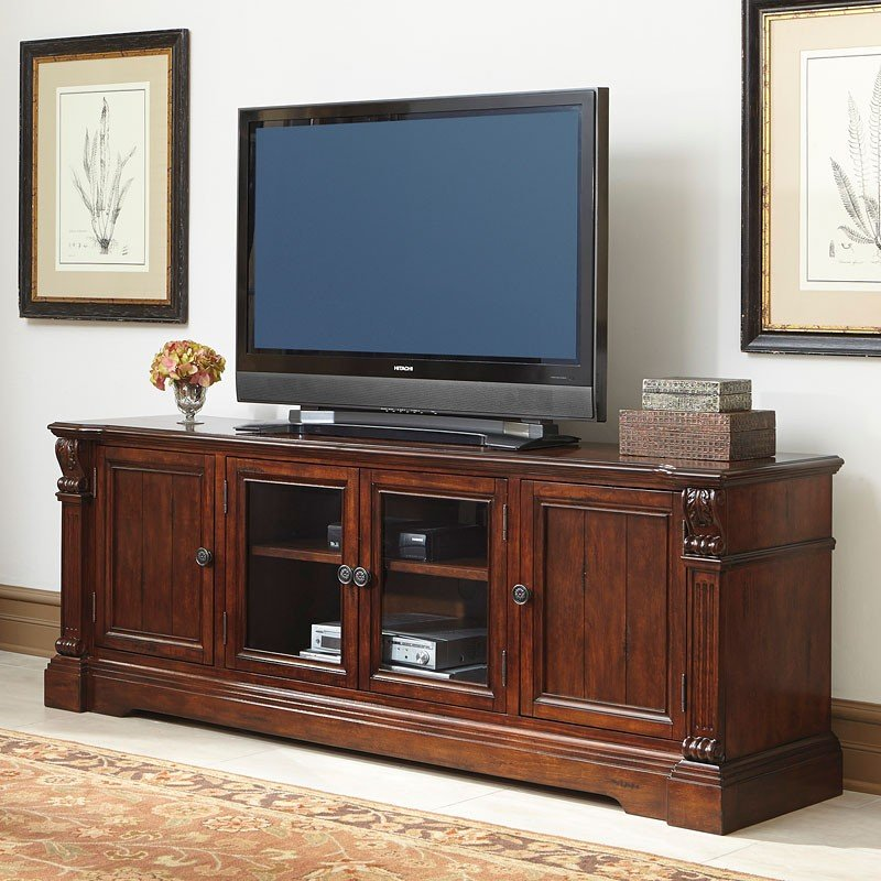 Alymere Extra Large Tv Stand Signature Design Furniture Cart