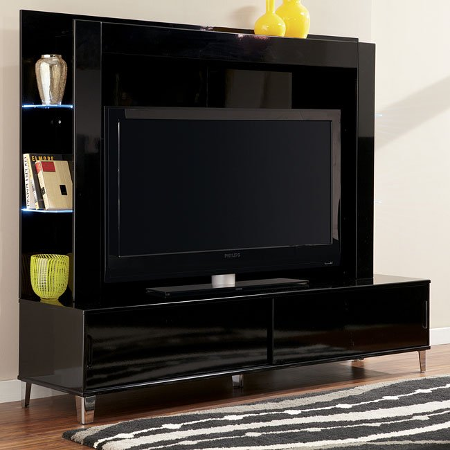 Howick Extra Large Tv Stand W Back Panel
