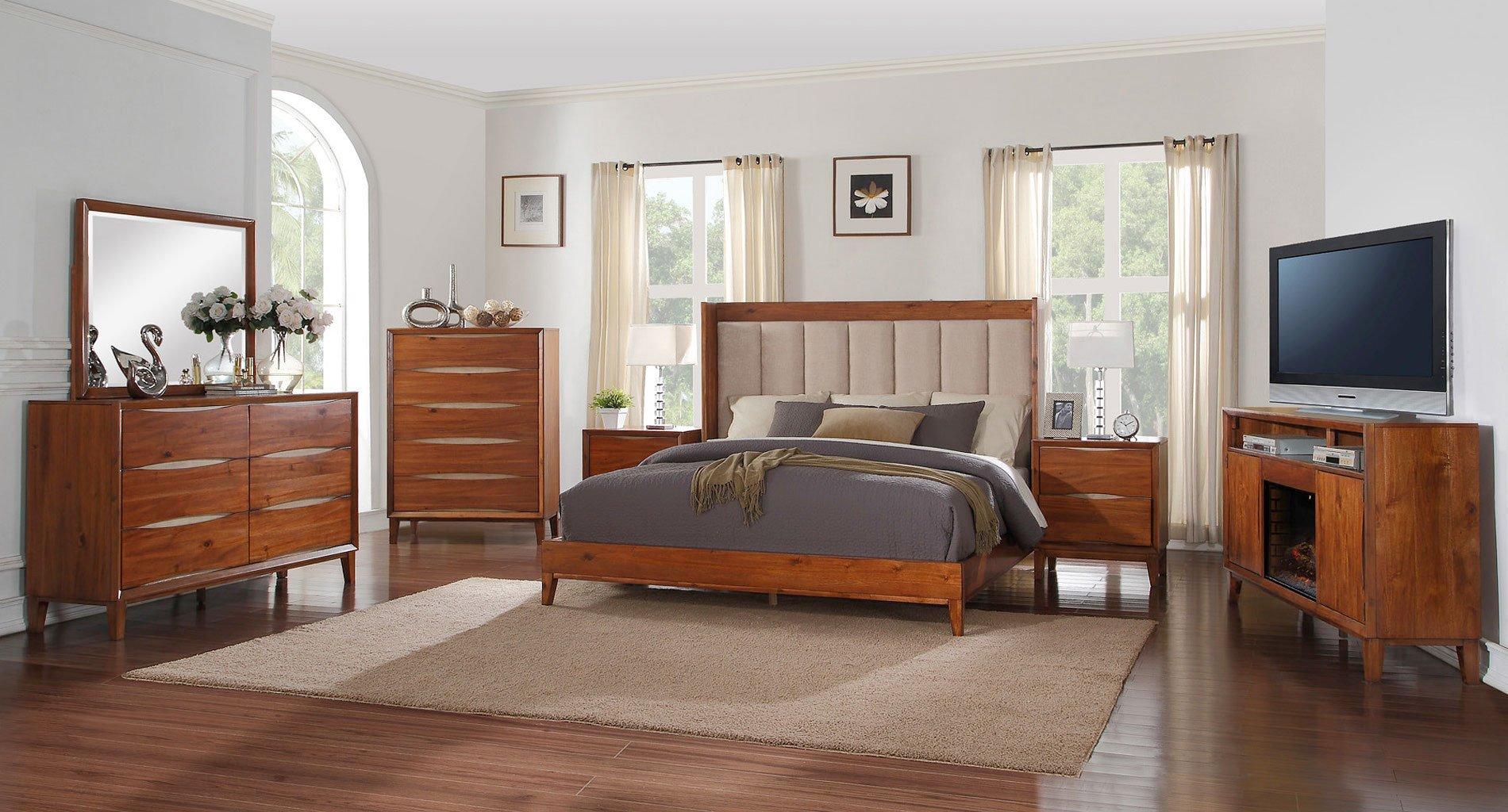 Evo Panel Bedroom Set Legends Furniture Furniture Cart