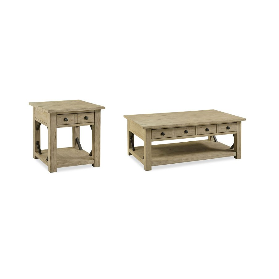 Hideaway Occasional Table Set Legends Furniture | Furniture Cart