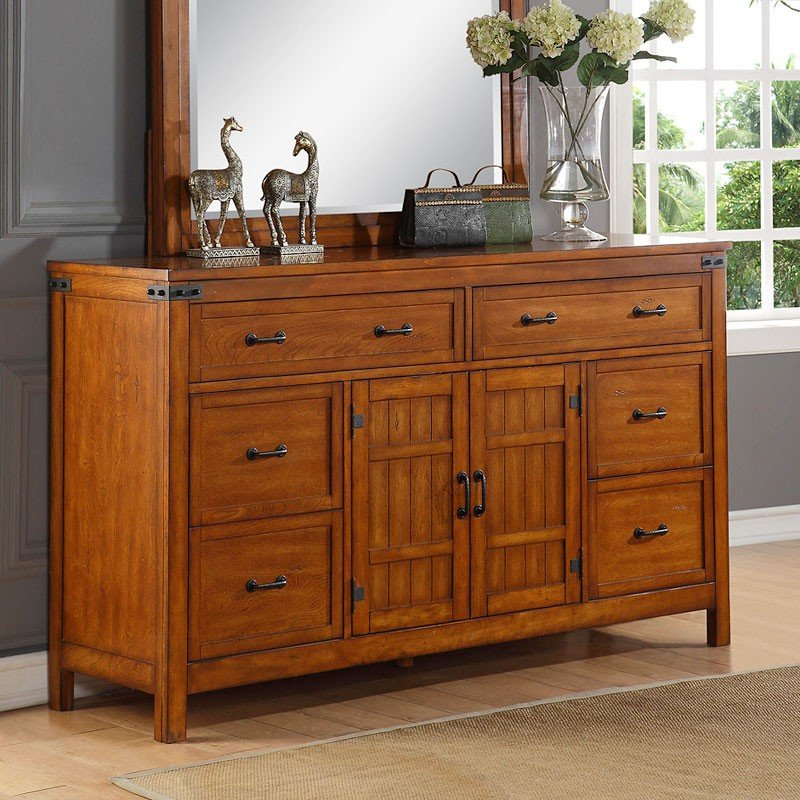 Industrial Dresser Legends Furniture Furniture Cart