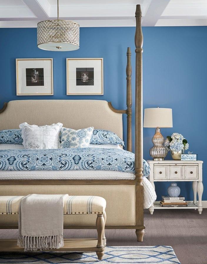 Laurel Grove Poster Bedroom Set