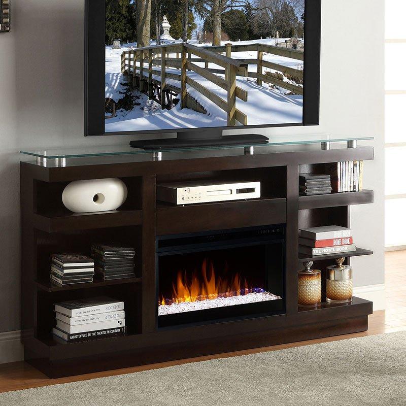 Novella 65 Inch Fireplace Console