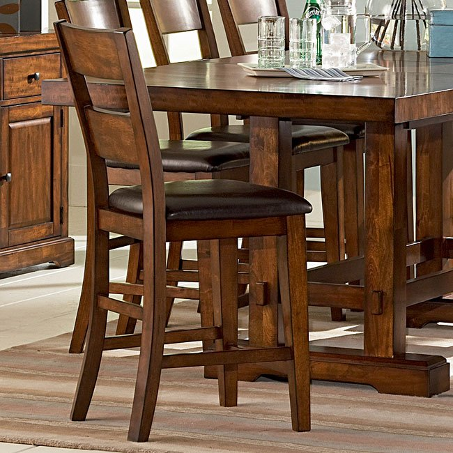 Zappa Counter Height Dining Room Set Steve Silver