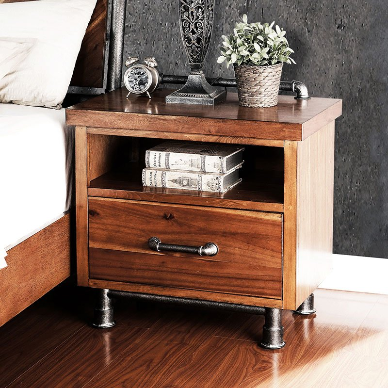 Steampunk Nightstand Legends Furniture Furniture Cart