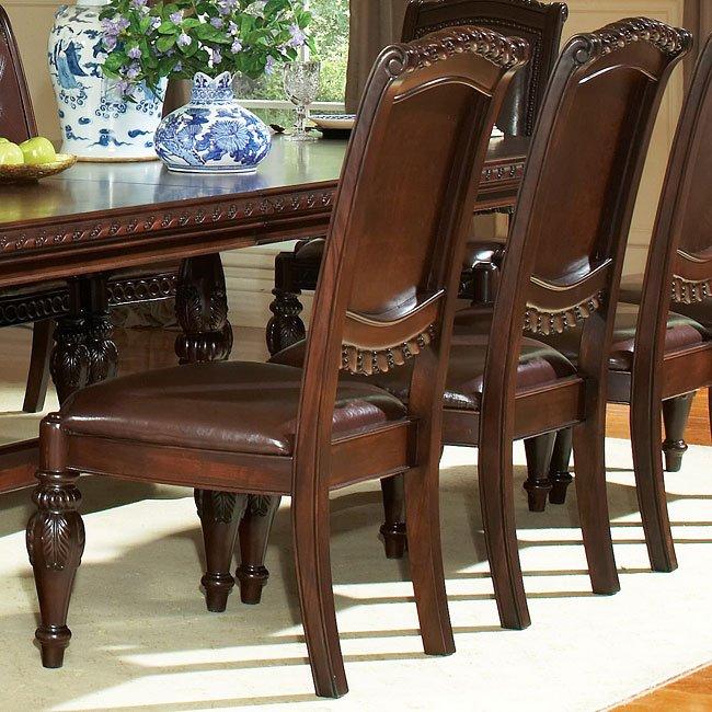 Formal Dining Room Sets For 10: Antoinette Formal Dining Room Set Steve Silver Furniture
