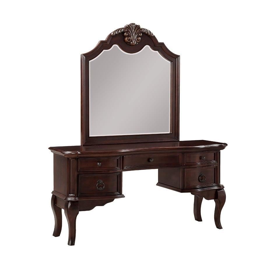 St Louis Upholstered Bedroom Set Avalon Furniture