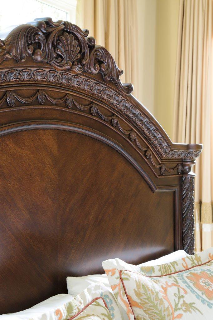 North Shore Panel Bedroom Set Millennium 3 Reviews Furniture Cart