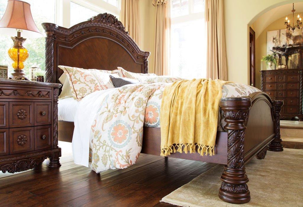 North Shore Panel Bed Millennium 2 Reviews Furniture Cart