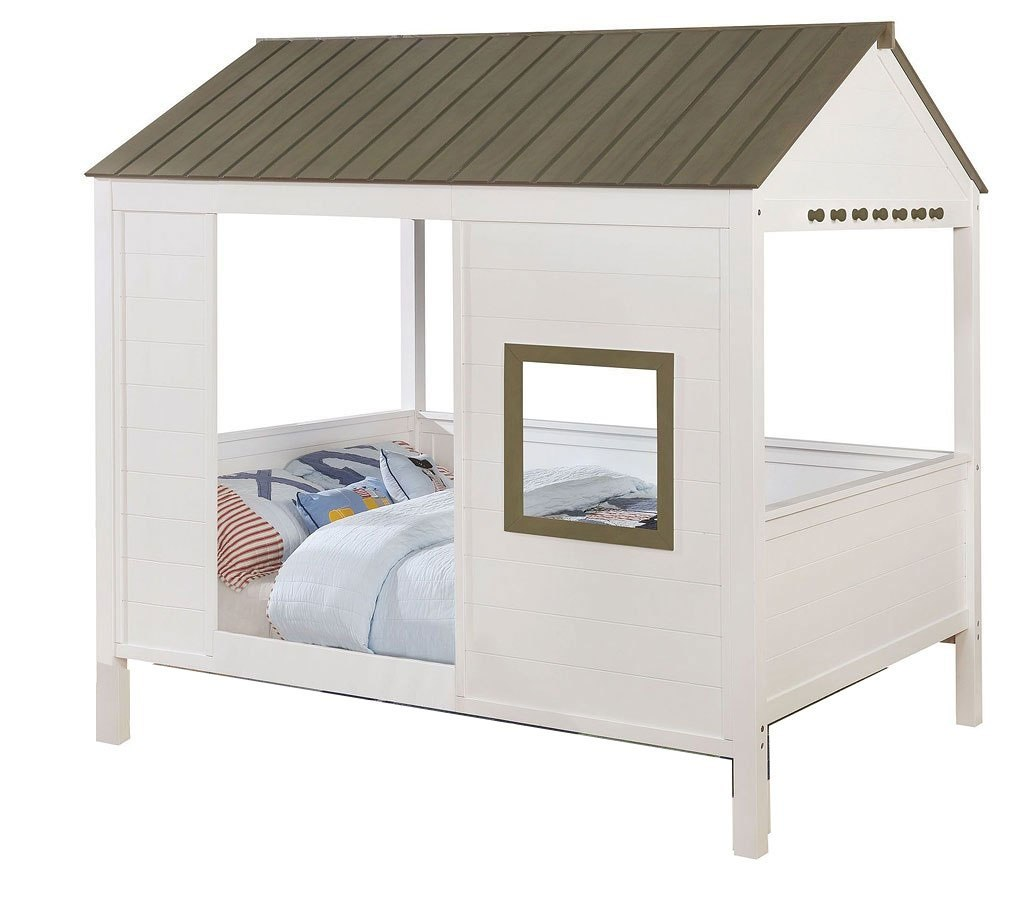 Cobin Full House Bed