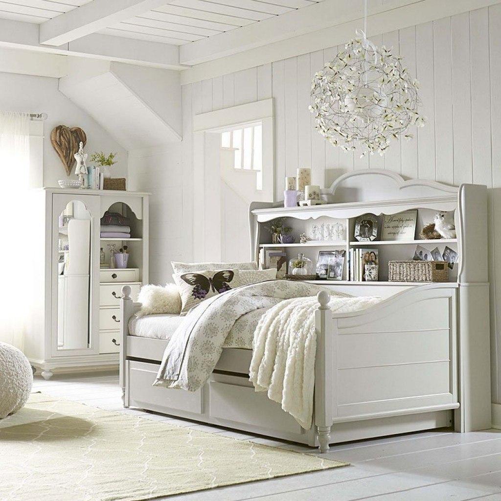 Inspirations Westport Bookcase Daybed Bedroom Set (Mist Gray) Legacy ...