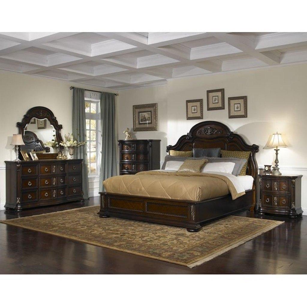 Cambridge Bedroom Set Samuel Lawrence Furniture   Furniture Cart
