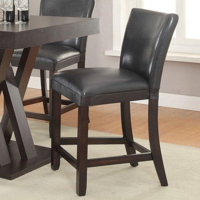 Awe Inspiring Crisscross Counter Height Stool Set Of 2 Lamtechconsult Wood Chair Design Ideas Lamtechconsultcom