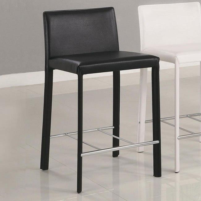 Phenomenal Modern Upholstered 24 Inch Barstool Set Of 2 Black Forskolin Free Trial Chair Design Images Forskolin Free Trialorg
