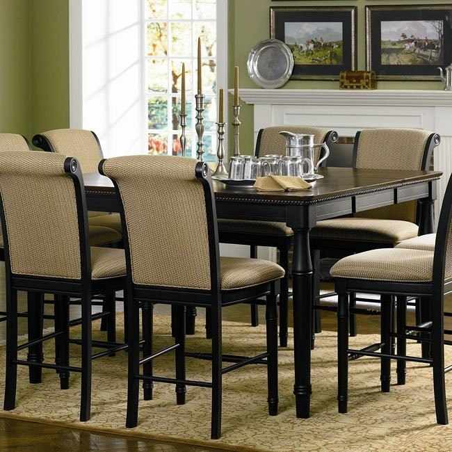 Cabrillo Counter Height Dining Table Coaster Furniture 2 Reviews Furniture Cart