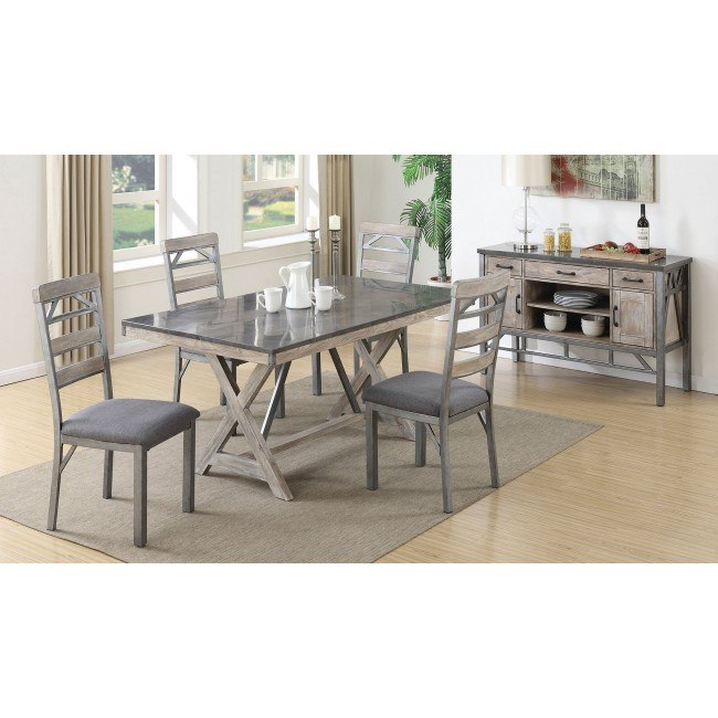 Ashley Furniture Melbourne Fl: Melbourne Dining Room Set Coaster Furniture