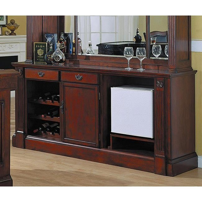 Bar Back Furniture: Monticello Back Bar ECI Furniture, 2 Reviews