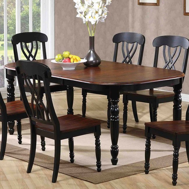 Cherry Dining Table World Imports