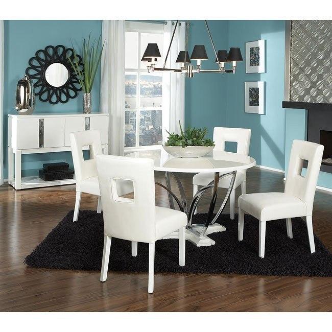 Ashley Furniture Meridian Idaho: Meridian Dining Room Set Standard Furniture
