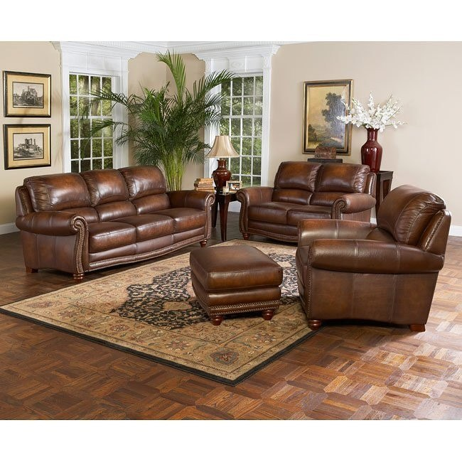 Parker Leather Living Room Set Leather Italia 1 Reviews Furniture Cart
