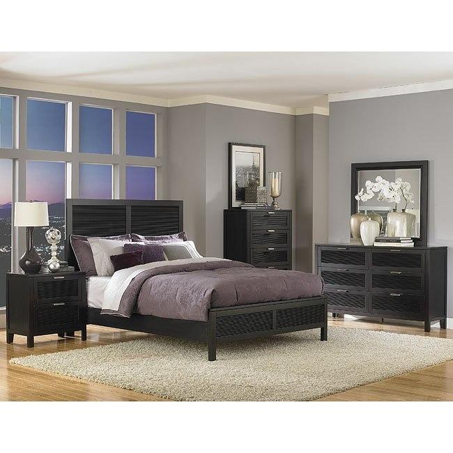 Hudson Low Profile Bedroom Set Homelegance | Furniture Cart