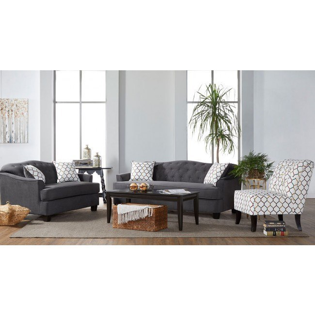 15700 Series Bing Ash Living Room Set