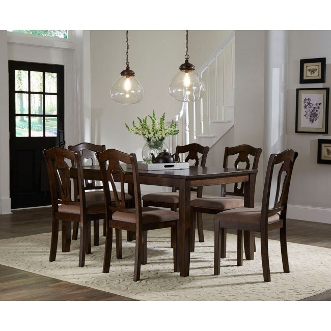 Grandville 7 Piece Dining Room Set