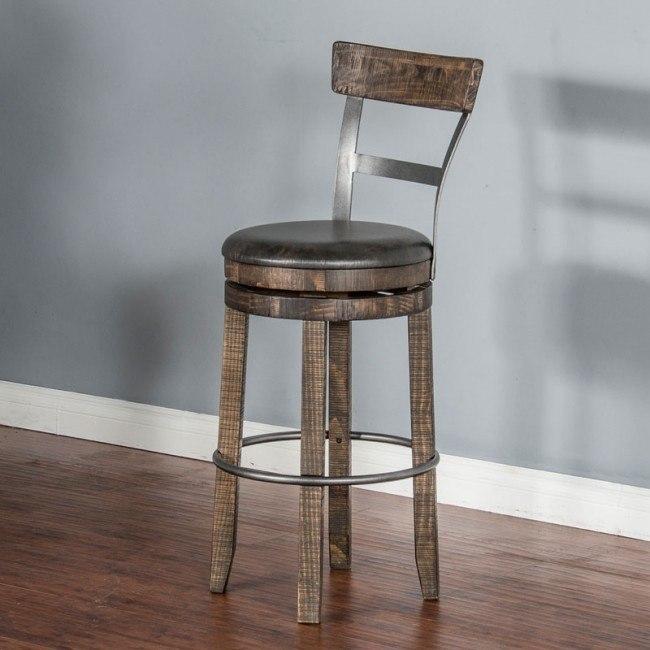 Fine Metroflex 30 Inch Barstool Tobacco Leaf Set Of 2 Inzonedesignstudio Interior Chair Design Inzonedesignstudiocom