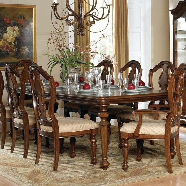 Montrose Dining Table Homelegance